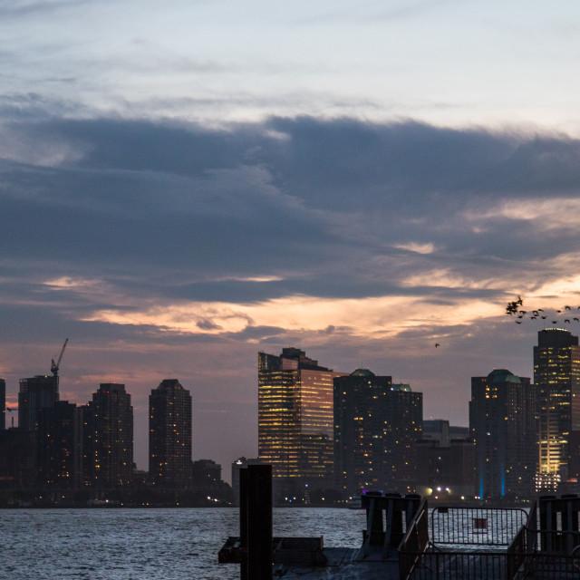 """""""New York XXVIII"""" stock image"""
