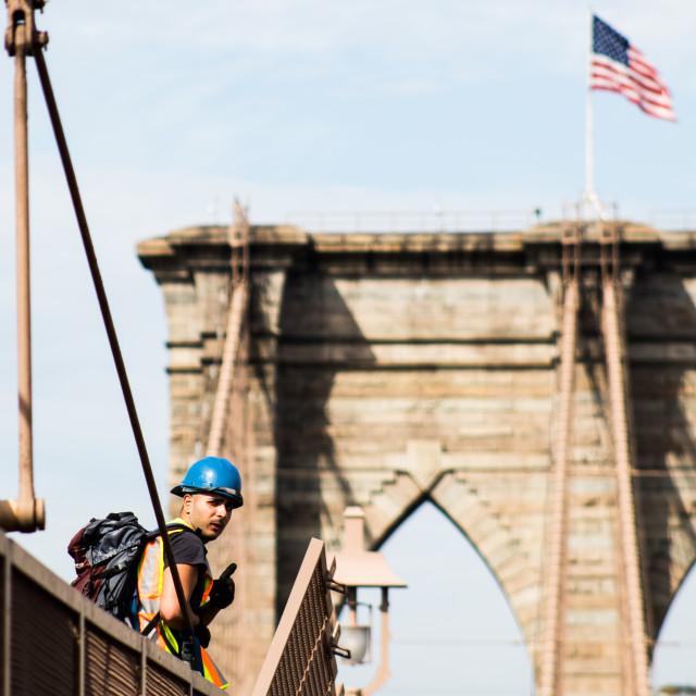 """""""New York XXXVIII"""" stock image"""