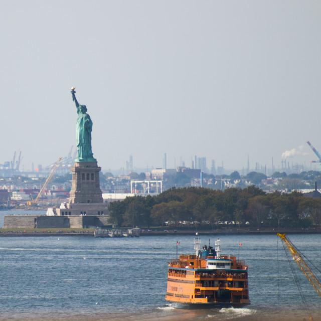 """New York XXXIX"" stock image"