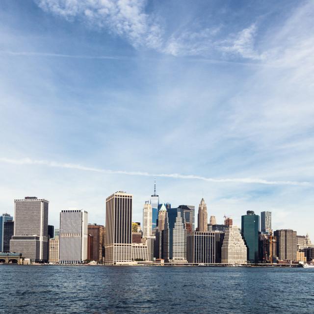 """New York XXXI"" stock image"