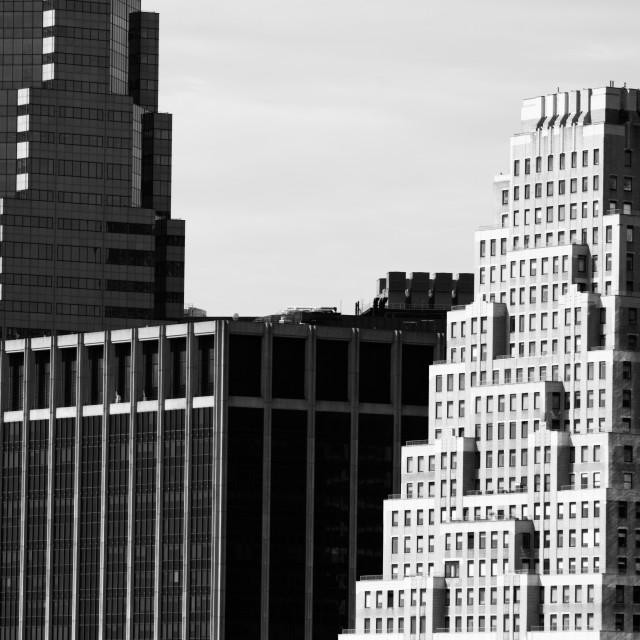 """New York XXXL"" stock image"