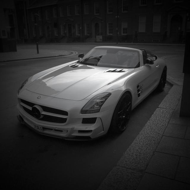 """Mercedes AMG"" stock image"