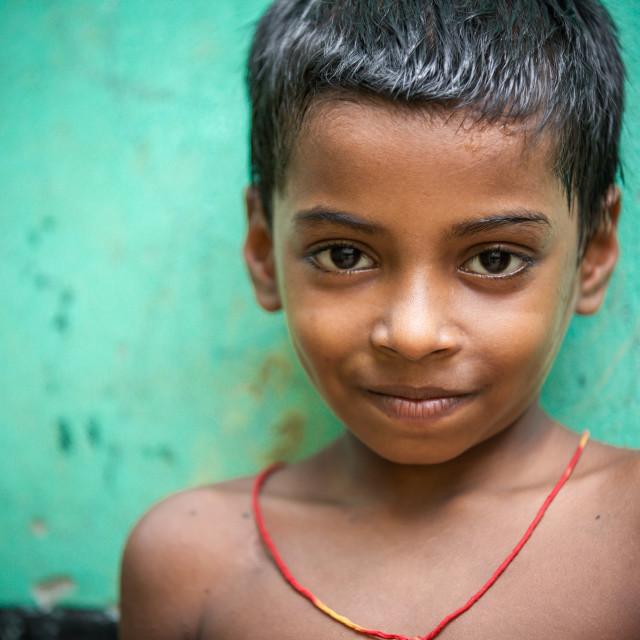 """""""Children of Bangladesh X"""" stock image"""