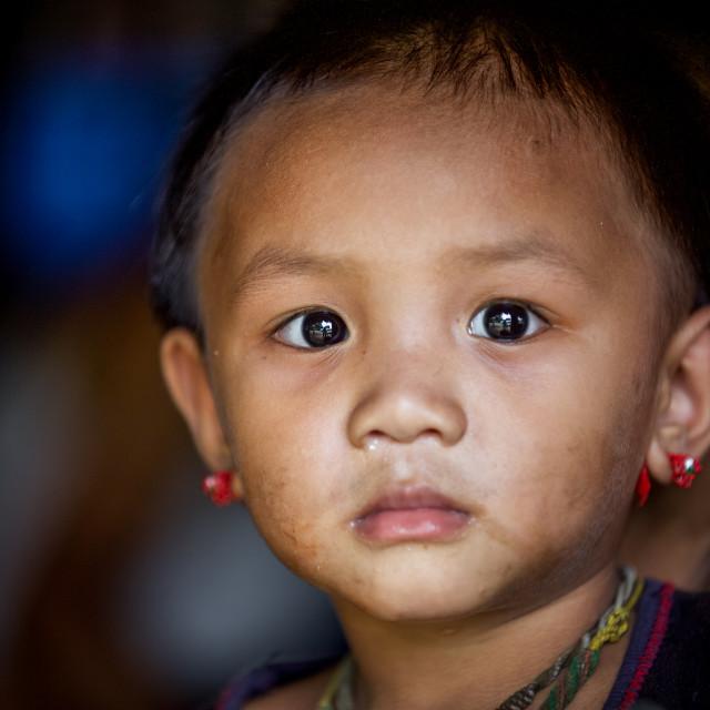 """Children of Bangladesh XIII"" stock image"