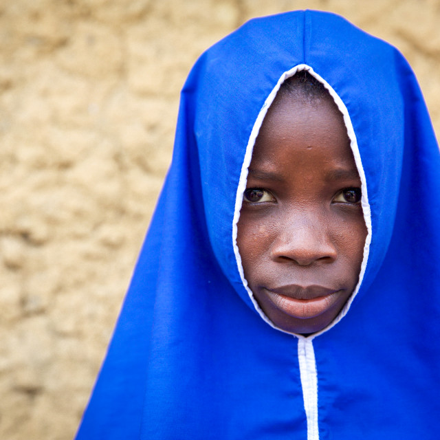 """""""Children and Childhood in Sierra Leone XI"""" stock image"""