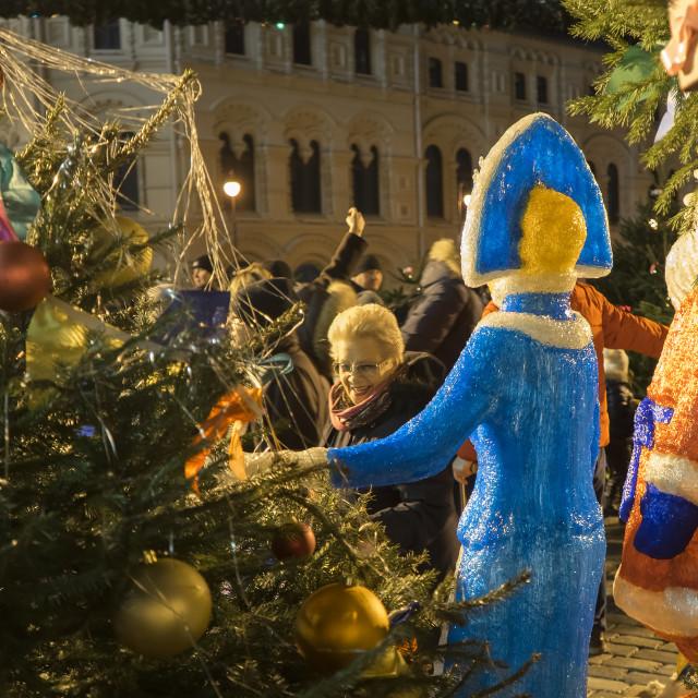 """""""Christmas holidays"""" stock image"""