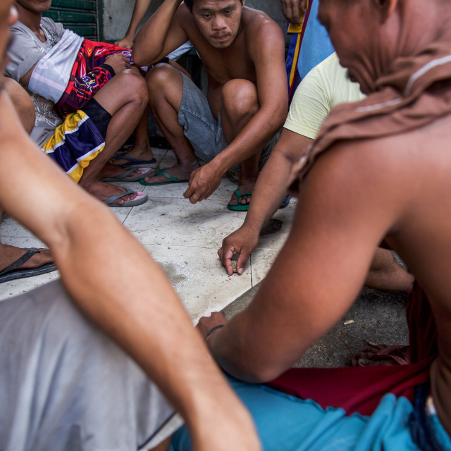 """""""People and Faces of Cebu City V"""" stock image"""