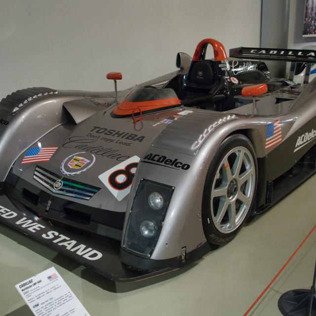 """Cadillac Le Mans car"" stock image"