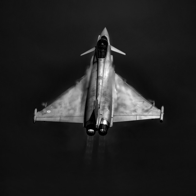 """Aviation Art Noir"" stock image"