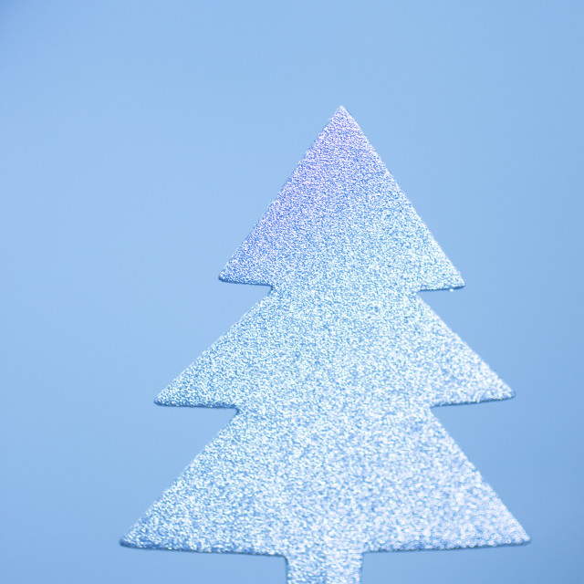 """Christmas tree decoration"" stock image"