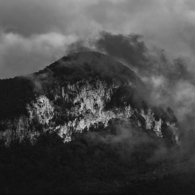 """""""Mountain of Ha Giang"""" stock image"""