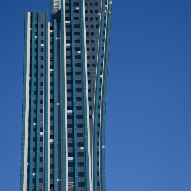 """Astana Business Building, Kazakhstan"" stock image"