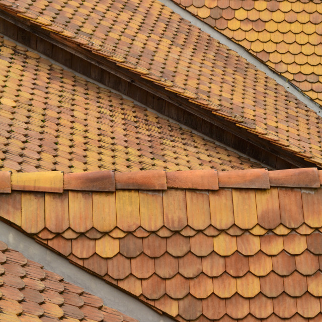 """""""Roof Abstract"""" stock image"""