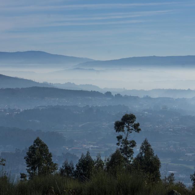 """""""Portugese haze"""" stock image"""
