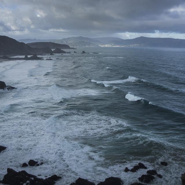 """Wild Coast"" stock image"