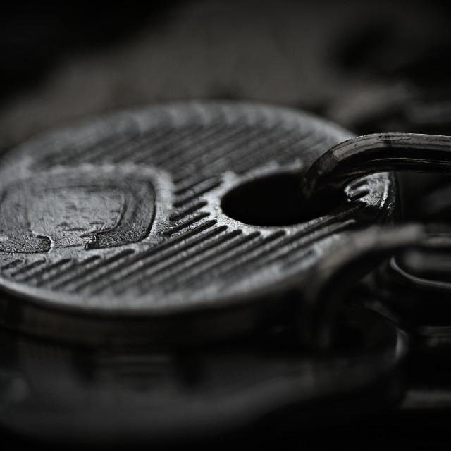 """Keys macro."" stock image"