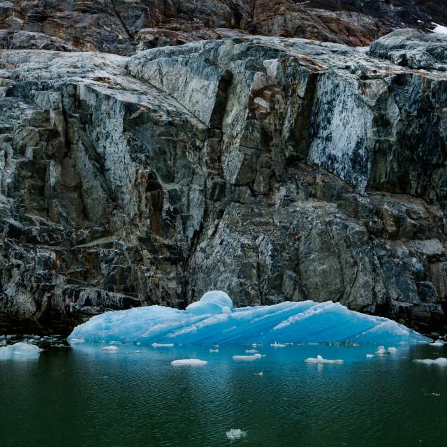 """Tiny Iceberg"" stock image"