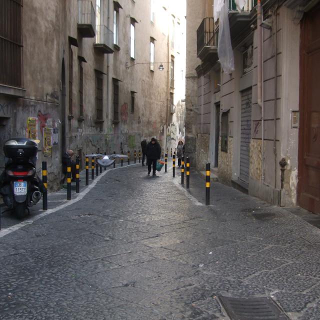 """Montesanto_Napoli"" stock image"