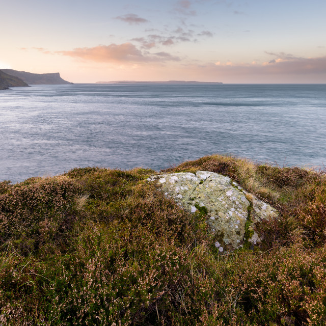 """""""Torr Head View"""" stock image"""