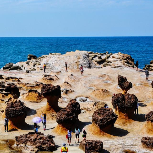 """Geological Rock Wonders"" stock image"