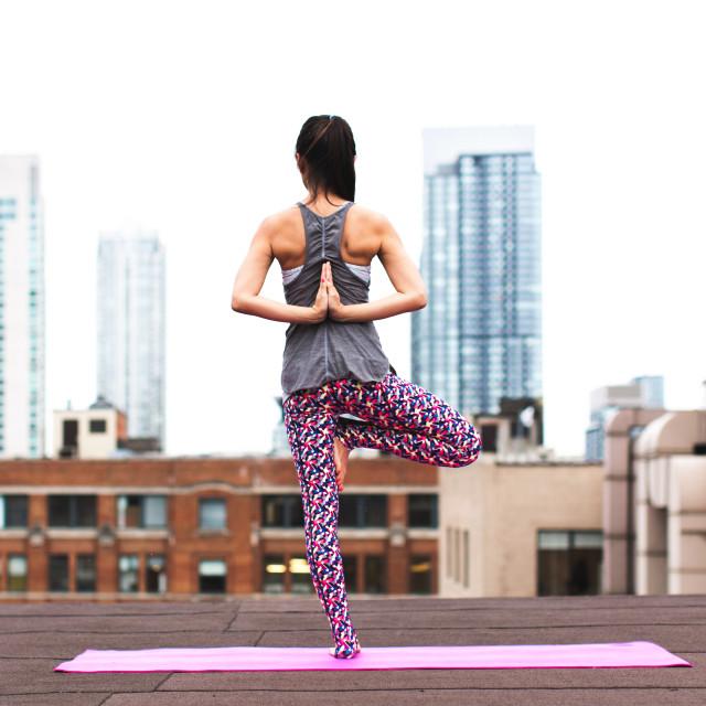 """Yoga"" stock image"