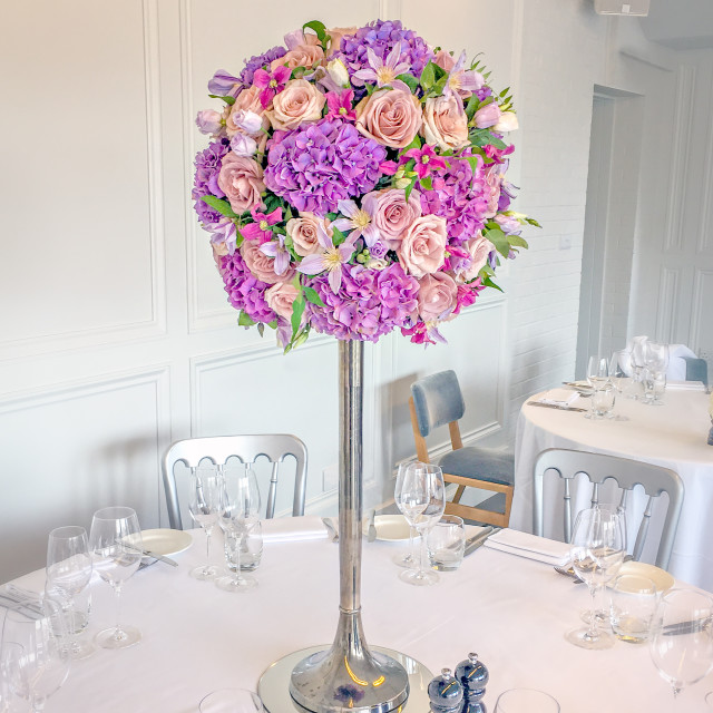 """Floral display"" stock image"