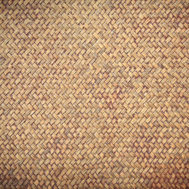 """""""rattan weave wicker for background"""" stock image"""