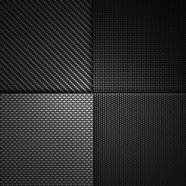 """""""Abstract red carbon fiber textured material design"""" stock image"""