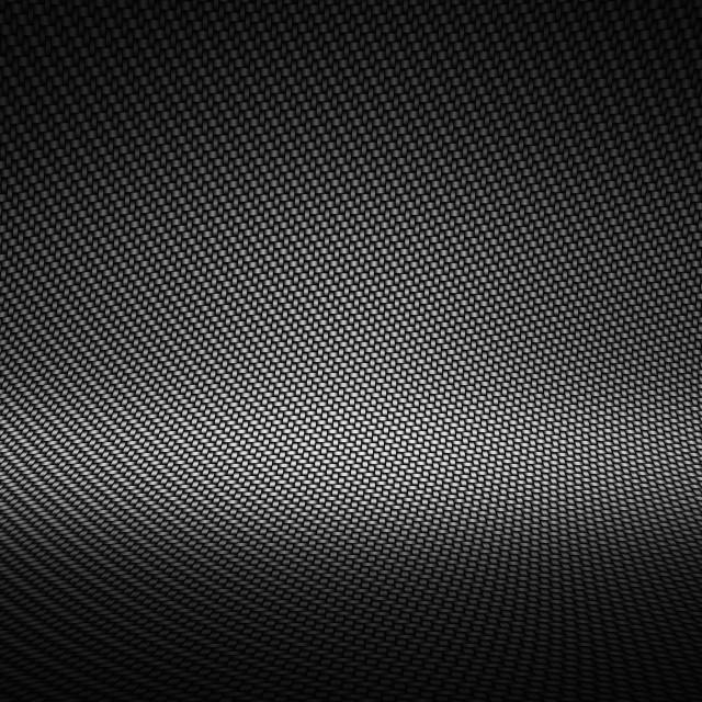 """""""Modern black carbon fiber for background"""" stock image"""