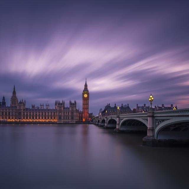 """Big ben London"" stock image"