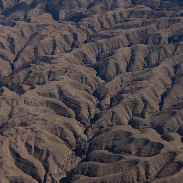 """Landscape Of Salalah Mountains, Oman"" stock image"