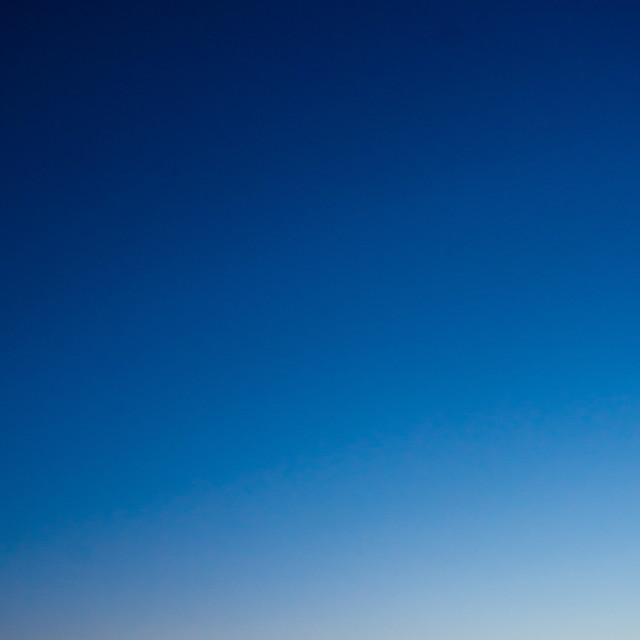 """Rio de Janeiro Sunset"" stock image"
