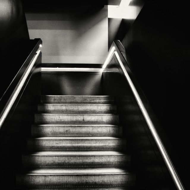 """""""Stairs"""" stock image"""