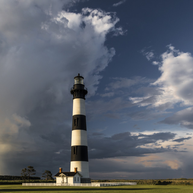 """""""Storm Brewing"""" stock image"""