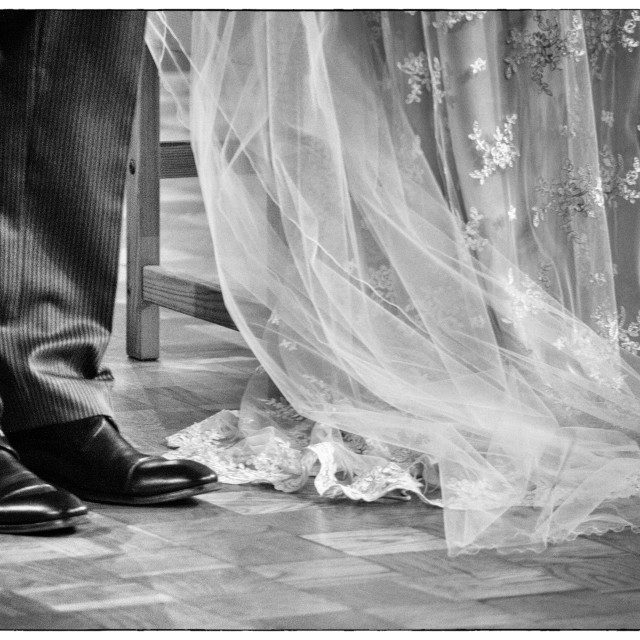 """The Wedding"" stock image"