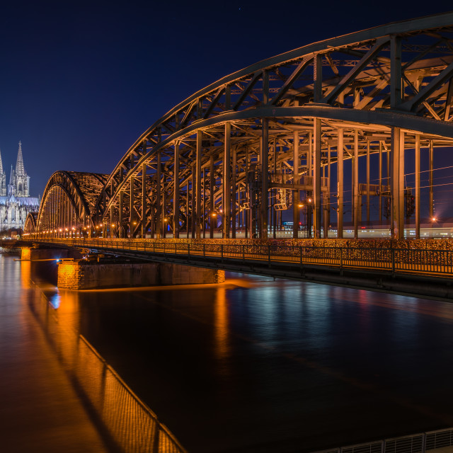 """""""Cologne Cathedral"""" stock image"""