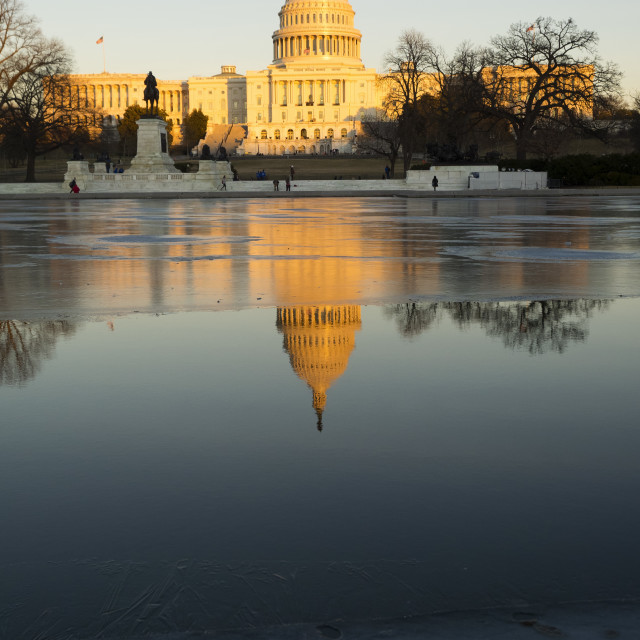 """US Capitol"" stock image"