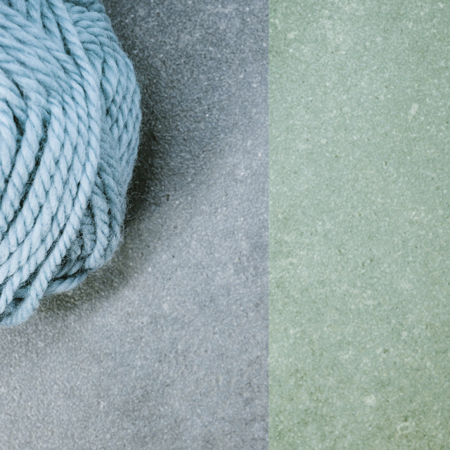 """wool ball backdrop"" stock image"