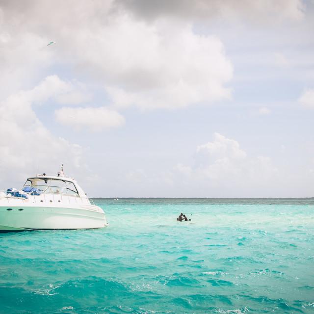 """Yachting 2"" stock image"