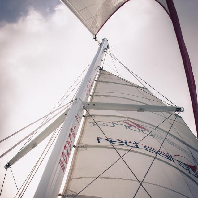 """Set Sail 2"" stock image"