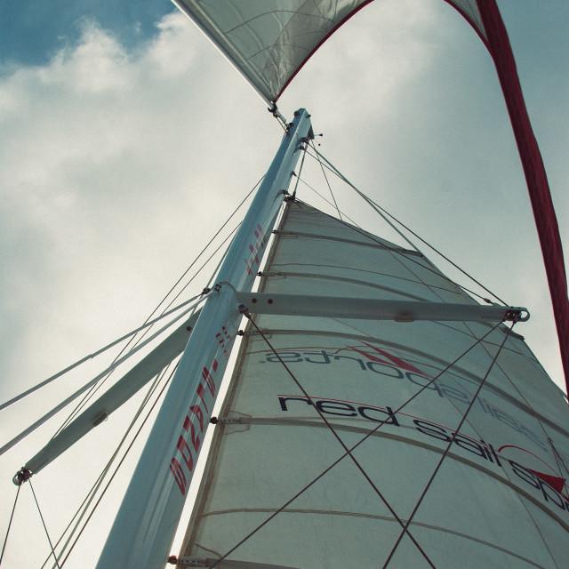 """Set Sail 3"" stock image"