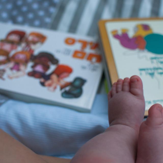 """Baby Feet"" stock image"