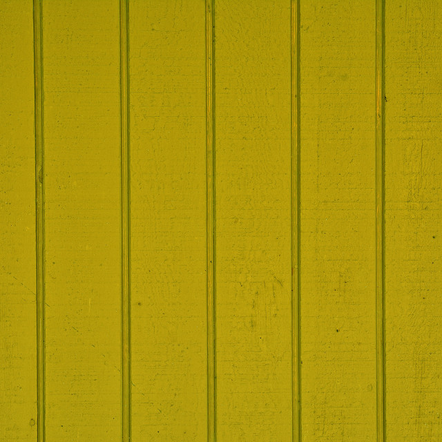 """Wooden planks of yellow color."" stock image"