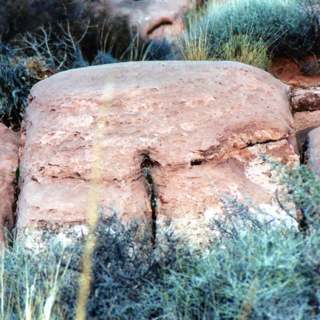 """Butt Rock"" stock image"