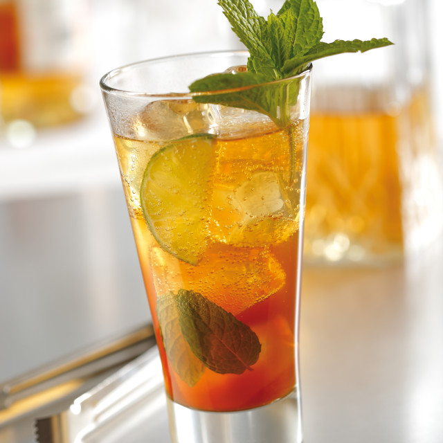"""Mojito fidel cocktail"" stock image"