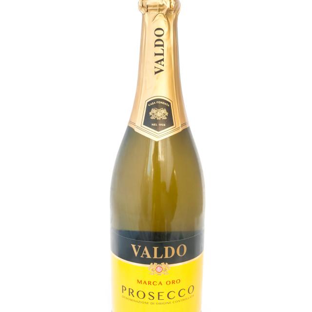 """Valdo Prosecco"" stock image"