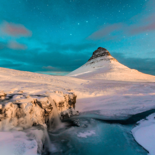 """stunning scenes in iceland"" stock image"
