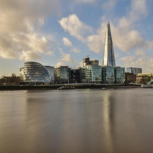 """Shard London"" stock image"