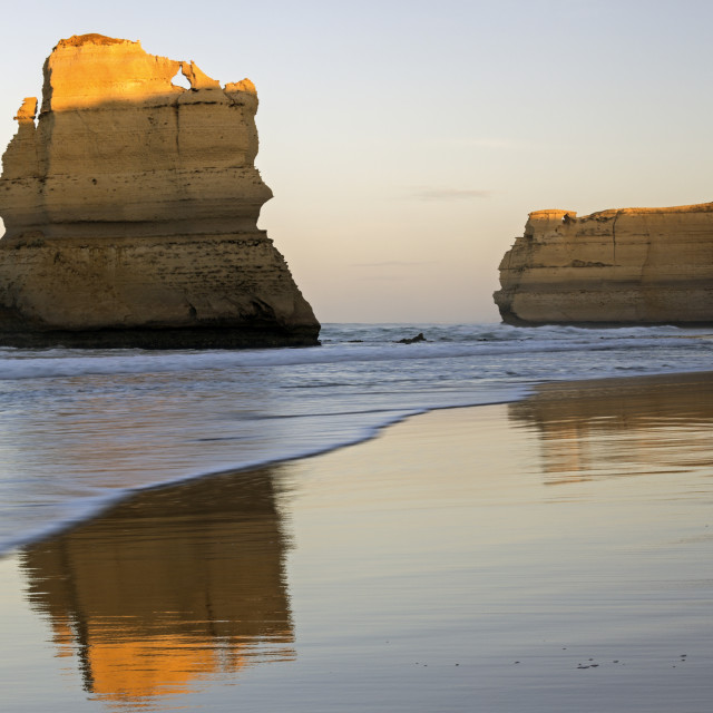 """Twelve Apostles in Australia"" stock image"