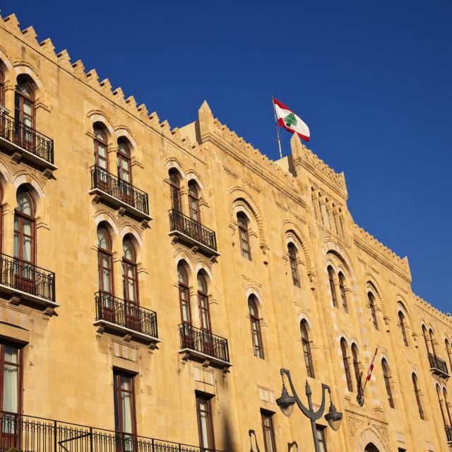 """Beirut architecture"" stock image"